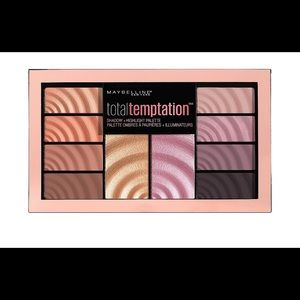 Maybelline Total Temptation & Revlon Colorstay 530